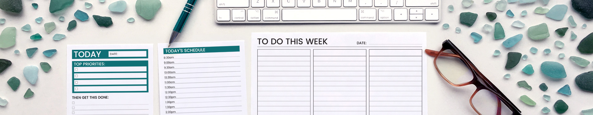 Productivity Planners