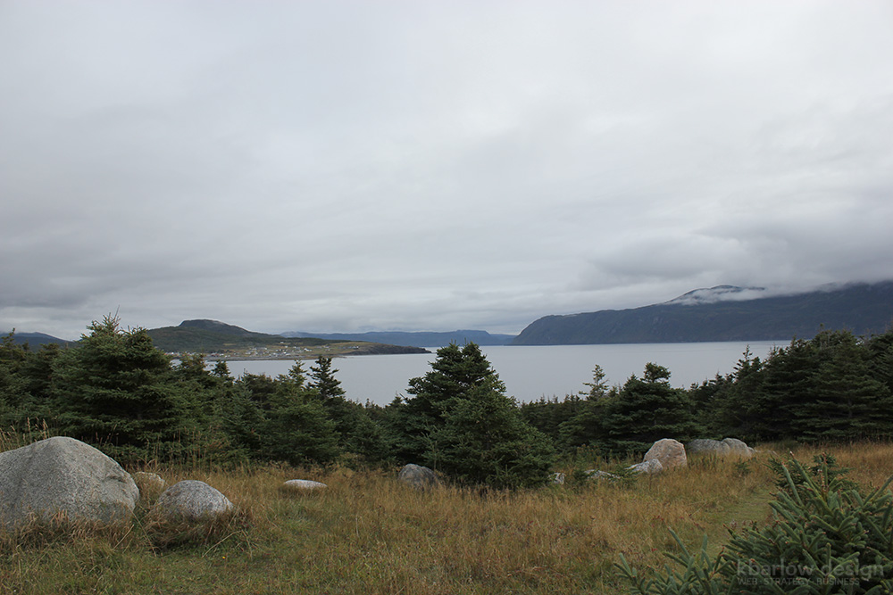 nl gros morne lookout | kbarlowdesign.com blog