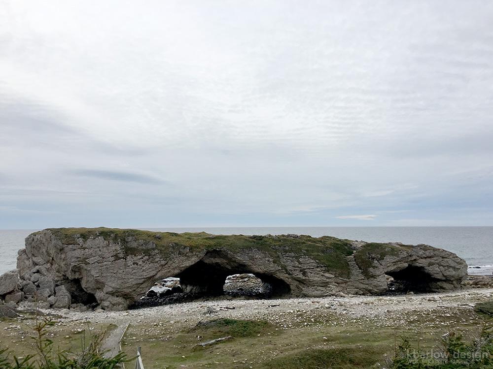 nl gros morne arches provincial park | kbarlowdesign.com blog