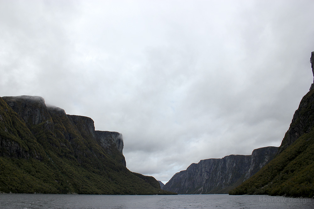 nl gros morne western brook pond boat tour | kbarlowdesign.com blog